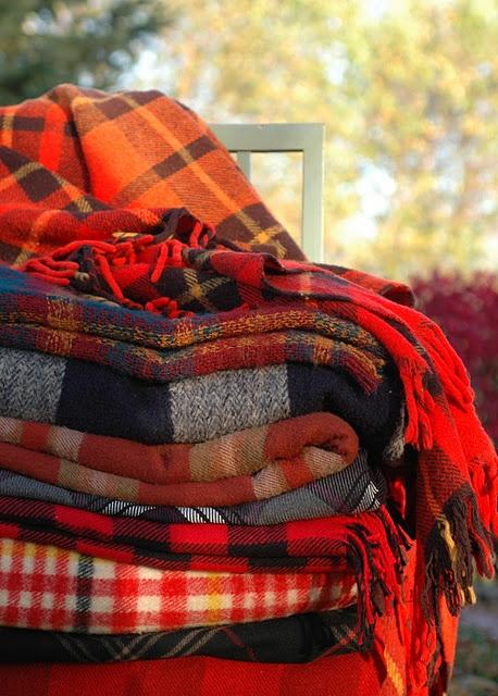 Houthakkers sjaals