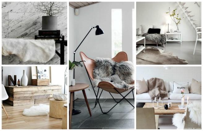 Interieur collage